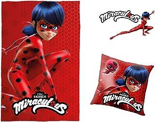 G/én/érique Chemise cartonn/ée Miraculous A4 Ladybug /école