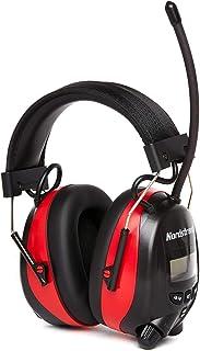 Cuffie protettive antirumore professionali con radio FM integrata 550315