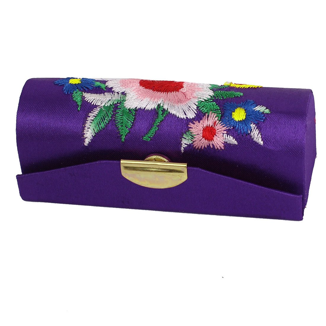 uxcell Women Floral Embroidered Lipstick Holder Case Lip Stick A surprise price is realized B Denver Mall