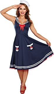 navy costumes for womens