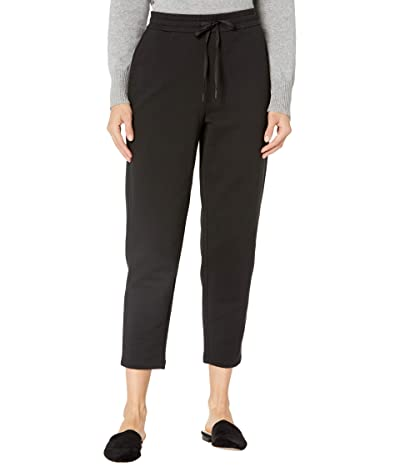 Eileen Fisher Ankle Pants (Black) Women