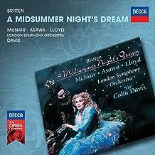 Britten Midsummer Nights Dream