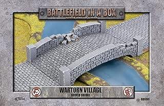 Battlefield in a Box: Wartorn Village Ruined Bridge