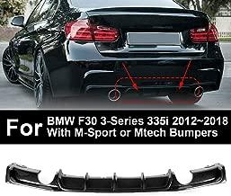 Best bmw f30 335i diffuser Reviews