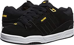Black Action Nubuck/Yellow Synthetic Nubuck