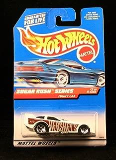 Hot Wheels Funny CAR Sugar Rush Series #2 of 4 1998 Basic Car Series Collector #742