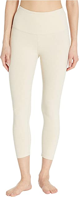 2d5b74e38613ae Sandstone/Almond. 6. Beyond Yoga. Spacedye High-Waisted Capri Leggings.  $88.00. 5Rated 5 stars out ...