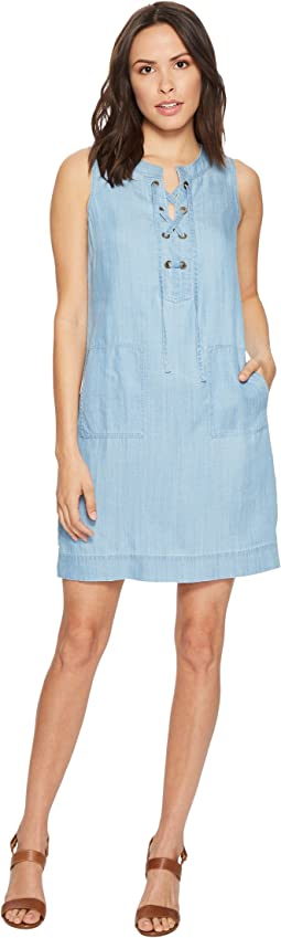 Tommy Bahama - Chambray All Day Short Dress