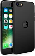 ETRONICSELL Plain Back Cover Rubber Silicon Cover for Exclusive Matte Finish Soft Back Case Cover for iPhone SE 2020