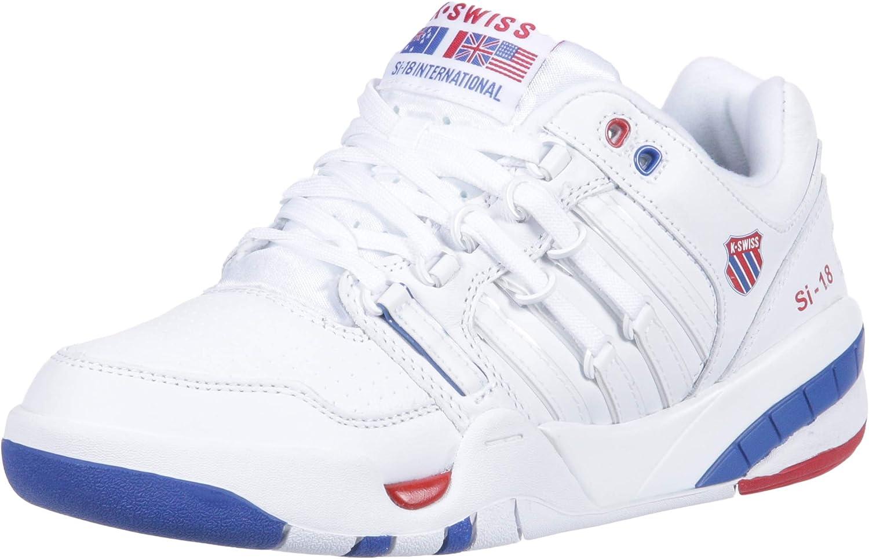 K-Swiss Womens Si-18 International Sneaker