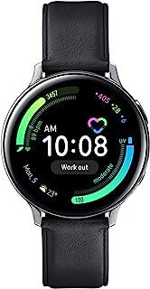 Samsung Galaxy Watch Active 2 - Smartwatch de Acero, 44 mm, LTE, Color Plata [Versión española]