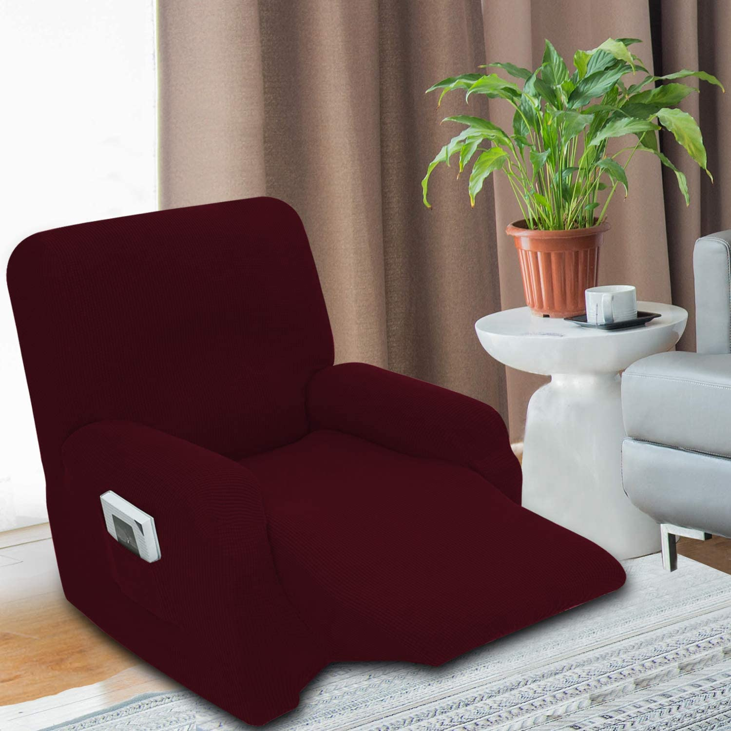 Sapphire Home Recliner Chair Brushed Shield Premium Fo outlet SlipCover Cheap sale