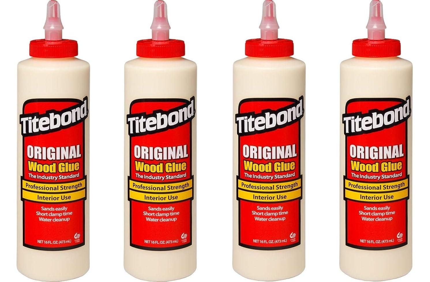 Titebond 5064 Original Wood Glue, 16-Ounces (Fоur Paсk)