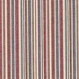 Longaberger Kiddie Purse Market Stripe Fabric Over Edge Basket Liner