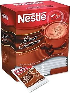Nestle Dark Chocolate Hot Cocoa Mix - 50 single serve packets