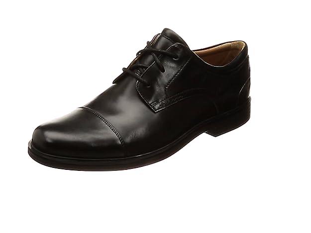 Clarks Un Aldric Cap, Zapatos de Cordones Derby Hombre