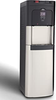 Glacial Filtering & Self Cleaning Stainless Base Load Water Cooler with Hot & Cold Water Dispenser