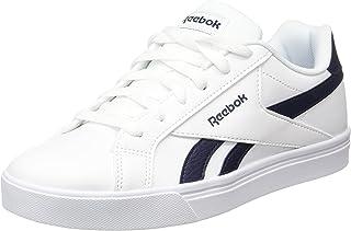 Reebok Royal Complete 3 Low Back-Logo Side-Stripe Low-Top Lace-Up Unisex Tennis Sneakers