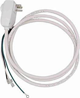 Baomain LCDI Power Cord Plug for Air Condition 120 VAC 10 Amp 1200W 60Hz UL listed white NEW