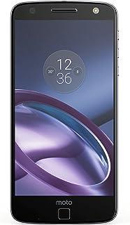 Lenovo Moto Z Smartphone, Dual SIM, 32 GB, Nero [Italia]