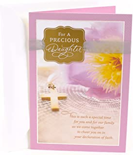 DaySpring Confirmation Card for Daughter (A Special Time for You)
