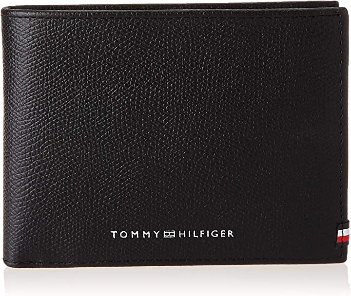 Portafogli uomo tommy hilfiger business cc and coin AM0AM06531