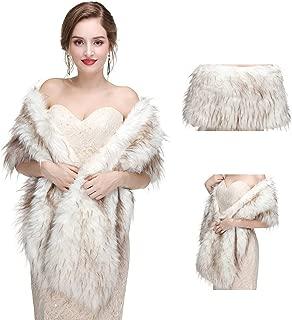 Best raccoon fur shawl Reviews