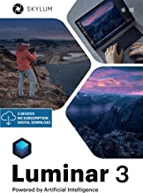 Luminar 3 Photo Editing Software [PC Download]