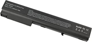 Compaq NX9420 Laptop Battery fit HP Compaq 8510 8510W 8710W 8710P 8510P NC8430 NX7400 NX8200 NX8230 NX9400, fits P/N PB992A - 12 Months Warranty [6-Cell Li-ion 5200mAh] -Futurebatt