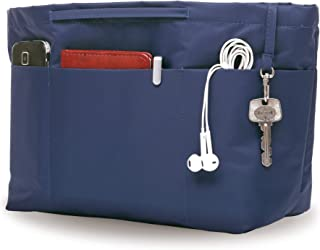 BLUE SINCERE バッグインバッグ レディース ナイロン 大容量 自立 インナーバッグ A4サイズ 収納可能 ミニトート BIB2