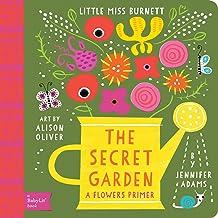 The Secret Garden: A BabyLit® Flowers Primer (BabyLit Primers)