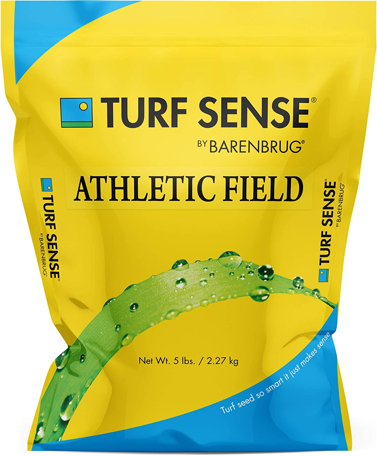 Barenbrug Ultra-Cheap Deals 25620 Turf Sense Athletic Field in Seed Grows Grass Free Shipping New Ar