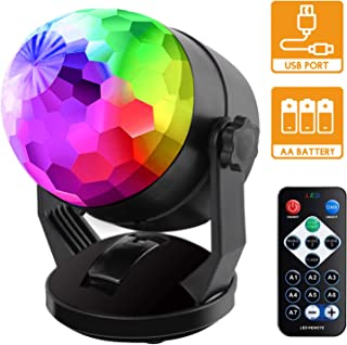 Best disco ball and lights Reviews