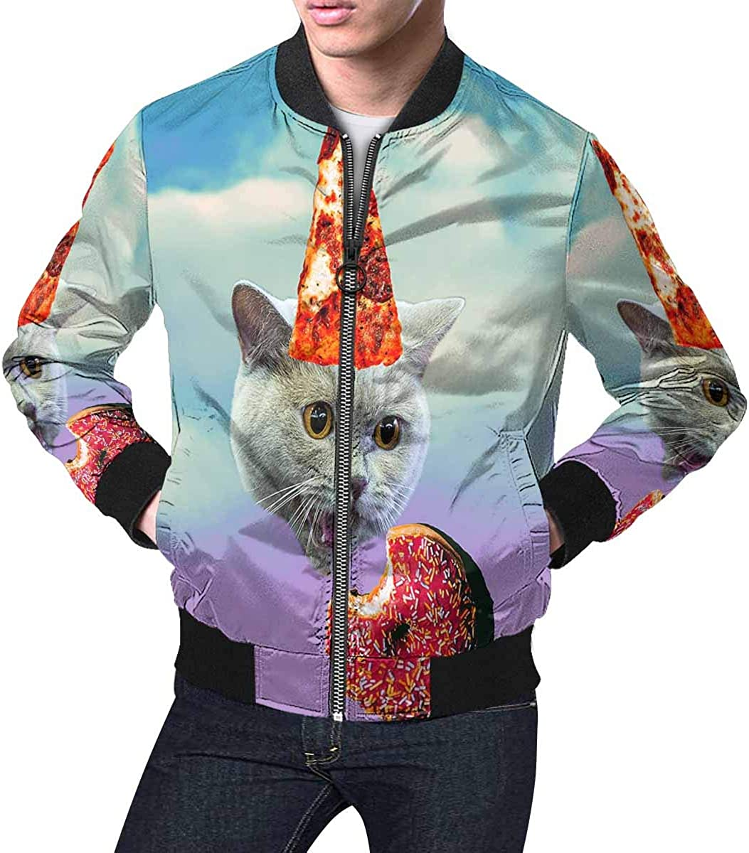 Great interest InterestPrint Men's Limited time cheap sale Best Mom Coat Ever Classic Jacket