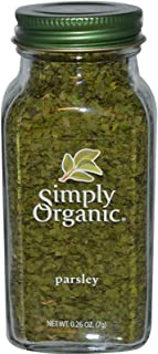 Simply Organic, Parsley, 0.26 oz (7 g) - 2pcs