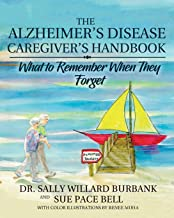 The Alzheimer's Disease Caregiver's Handbook  (Black and White): What to Remember When They Forget
