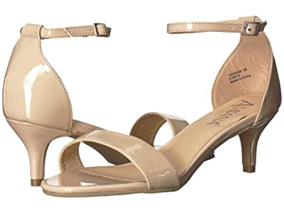 Amiana 15-A5404 (Little Kid/Big Kid/Adult) (Nude Patent) Girls Shoes