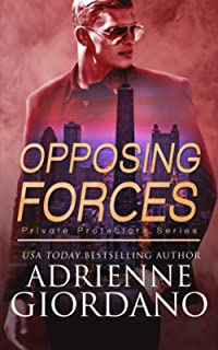 Opposing Forces: A Romantic Suspense Series