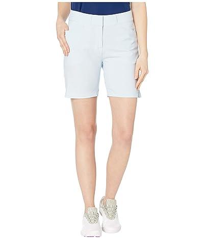adidas Golf 7 Shorts (Sky Tint) Women