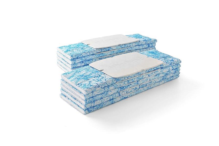【正規品】使い捨てウェットモップパッド(10枚) ブラーバ240/250対応 4508605