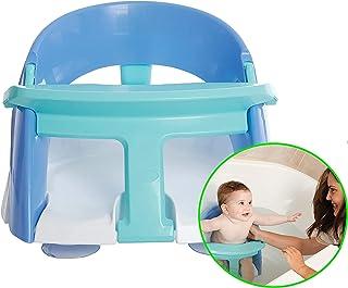 Dreambaby Premium Bath Seat, Aqua/Blue