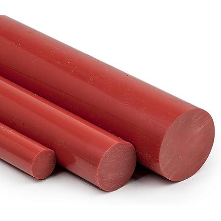 POM Rundstab natur /Ø 40mm 30cm - Kunststoffstab auf Zuschnitt L: 300mm
