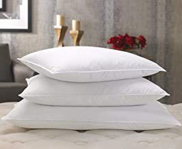 Marriott Feather & Down Pillow - Dual Chamber Pillow Feather and Down Pillow - Set of 2 - King (20