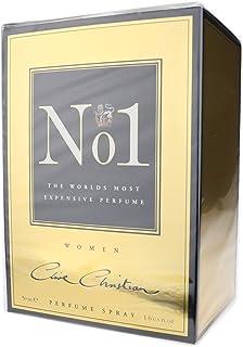 Clive Christian No.1 Perfume Spray For Women, 1.6Oz/50Ml