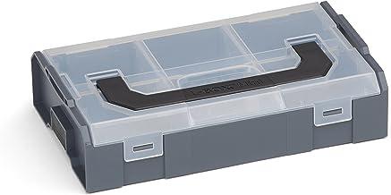 Bosch Sortimo L-Boxx Mini antraciet/deksel transparant