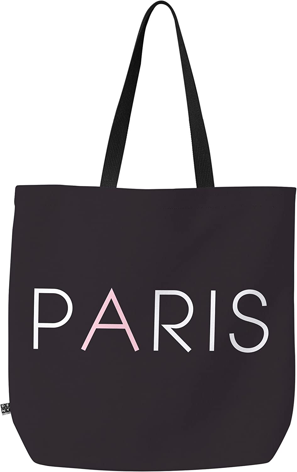 Deny Designs Paris is Me Carry All Tote Bag, 18  x 16