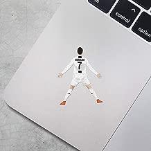 Cristiano Ronaldo Celebration Laptop Sticker