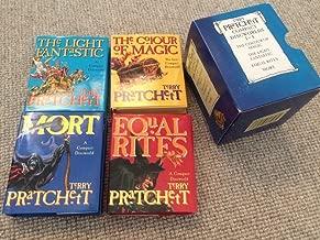 "Compact Discworlds: ""Colour of Magic"", ""Light Fantastic"", ""Mort"", ""Equal Rites"""
