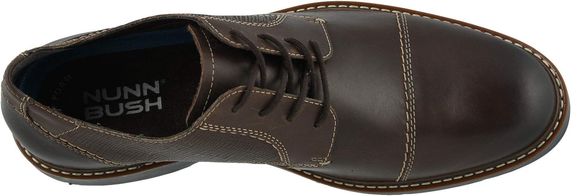 Nunn Bush Pasadena Cap Toe Oxford | Men's shoes | 2020 Newest