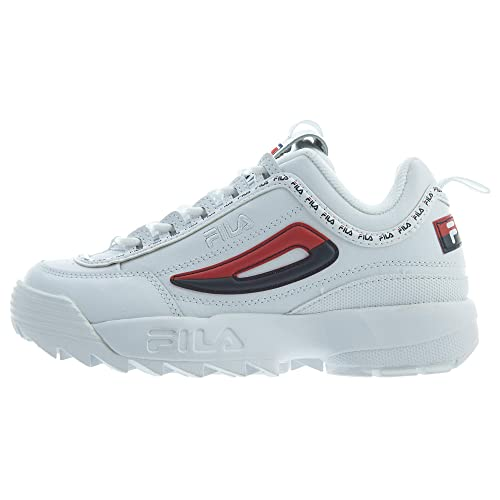7db76d1aa3f Fila Women s Disruptor II Premium Repeat Sneakers